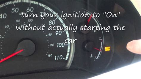 check engine light blinking car shaking toyota 2004 toyota camry maintenance required light blinking
