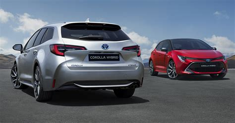 Toyota Corolla 2019 Uk by 2019 Toyota Corolla Uk Grade Structure And Pricing Toyota
