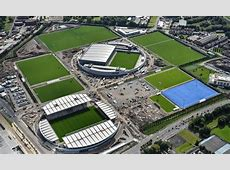 Manchester City's new £200m football academy leaves club