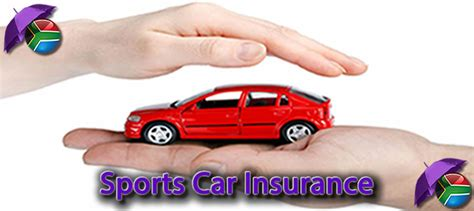 Sports Car Insurance South Africa