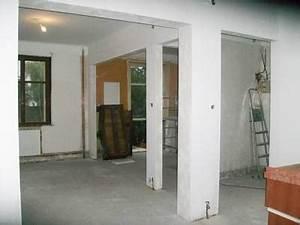 Comment Faire Une Ouverture Dans Un Mur Porteur : cr er une ouverture dans un mur porteur ~ Melissatoandfro.com Idées de Décoration