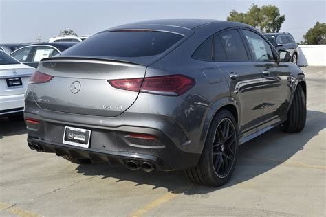 The gle53 amg looks pretty tough to the eye, even when it's static. New 2021 Mercedes-Benz GLE GLE 53 AMG® 4D Sport Utility in West Covina #MA213931 | Envision Motors