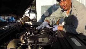 How To Change Engine Oil And Oil Filter On Lincoln