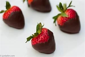 Chocolate Dipped Strawberries Recipe — Dishmaps
