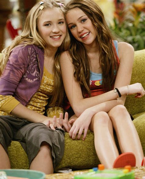 emily osment and miley 14 unbelievable then and now pics of your fave co stars 5