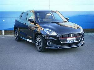 Suzuki Swift Hybride : suzuki swift hybrid rs 2017 black 5 km details japanese used cars goo net exchange ~ Gottalentnigeria.com Avis de Voitures
