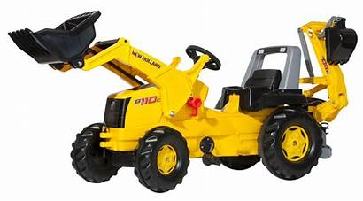 Rolly Toys Holland Construction Traptractor Junior Rollyjunior