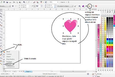 tutorial membuat kartu ucapan valentine