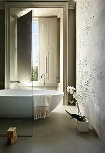 Abat Jour Salle De Bain : beaucoup d 39 id es en photos pour une salle de bain beige ~ Melissatoandfro.com Idées de Décoration