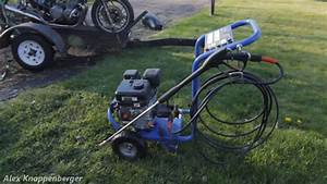 Harbor Freight 3gpm Gas Pressure Washer Review