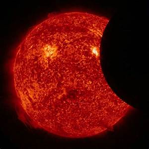 Partial Solar Eclipse from Space | NASA