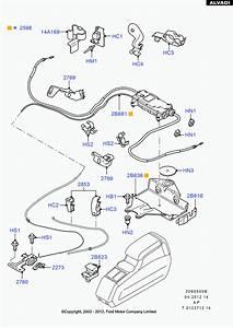 Ford Parking Brake
