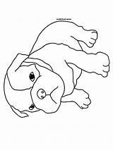 Pugs sketch template