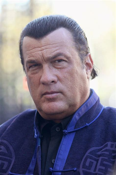 Steven Seagal Biography