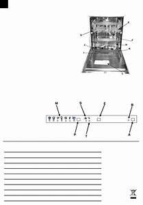 Lavastoviglie Ariston Elixia Li 670 Duo Manuale D Uso