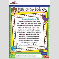 """A Wonderful & Delightful Poem """"parts Of The Body"""" That Is Extracted From """"the Talents Numeracy"""