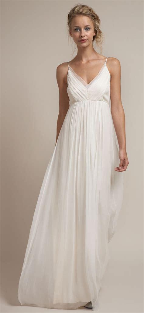 ideas  simple beach wedding dresses