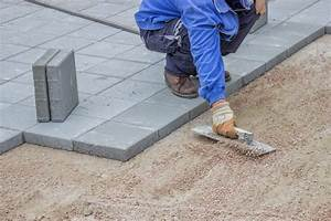Betonplatten Verlegen Auf Erde : unterbau f r terrassenplatten das sollten sie beachten ~ Whattoseeinmadrid.com Haus und Dekorationen