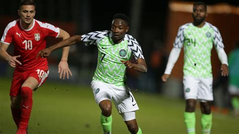 Fifa World Cup News Preview Croatia Nigeria