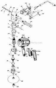 Porter Cable 305 Parts List And Diagram