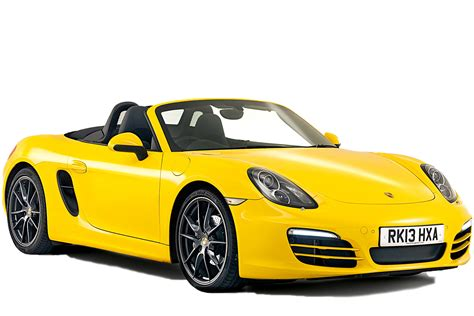 Porsche Car : Porsche Boxster Roadster (2012-2016) Review