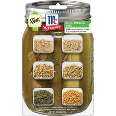 Ball & McCormick Dill Pickle Mix at Tractor Supply Co.