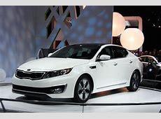 Kia Optima Hybrid Lista de Carros