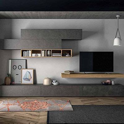minimalist anthracite tv unit beautiful design high