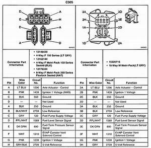 2002 Pontiac Grand Prix Gtp Radio Wiring Diagram