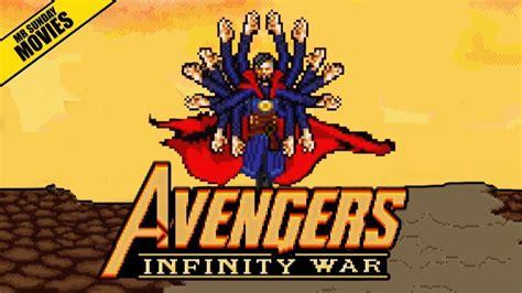 avengers infinity war la battaglia contro thanos