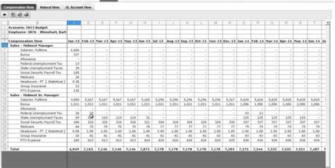 workforce planning excel spreadsheet printable spreadshee