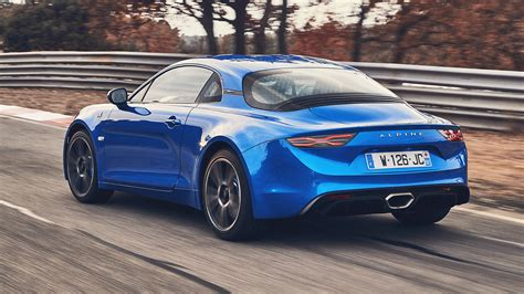 Alpine Renault by Alpine A110 2018 Review Car Magazine