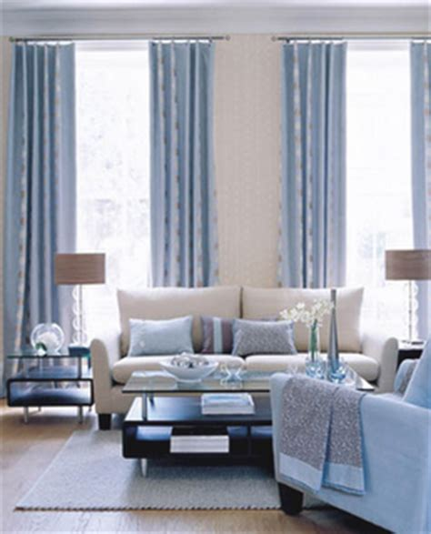 Taupe And Blue Living Room Ideas by Housewears February 2010