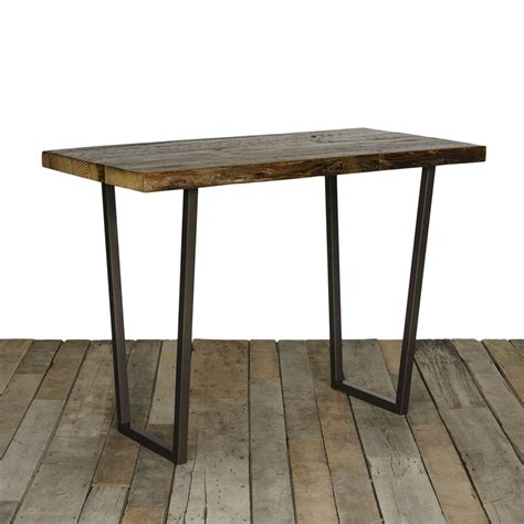 modern bar height table alfresco home vulcano mosaic outdoor bistro table