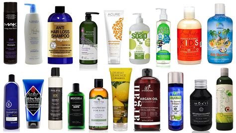 Top 20 Best Organic & Natural Shampoos Heavycom