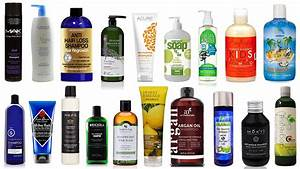 Top 20 Best Organic Natural Shampoos