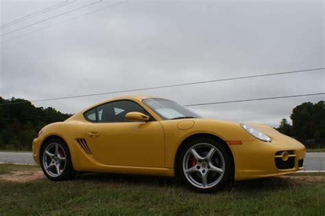 2007 Porsche Cayman S For Sale Macon Georgia