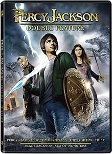 Percy Jackson Double Feature Dvd Cover 2019 2019 R1 Custom