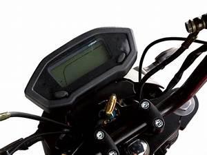 Ice Bear  U0026quot Little Monster U0026quot  125cc Street Bike Motorcycle Air