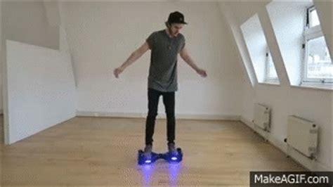 segway hoverboard tricks    gif