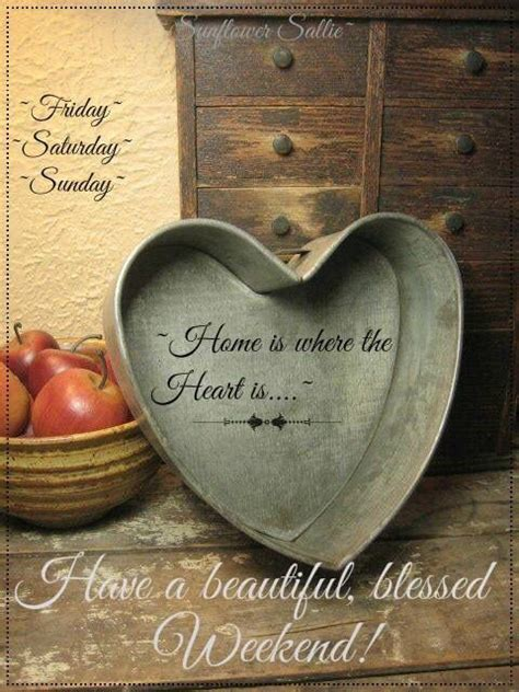 happy weekend heart shapes heart crafts farm kitchen