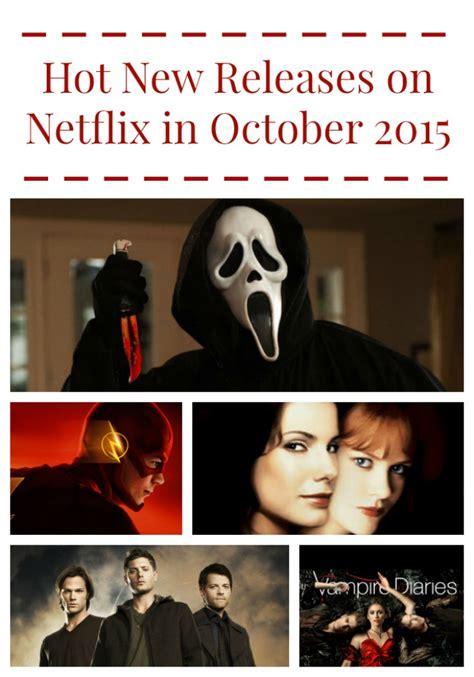 New Releases On Netflix In October For Teens To Binge