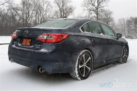 2016 Subaru Legacy Price by 2016 Subaru Legacy 3 6r Review Web2carz