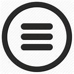 Menu Icon Navigation Bar Responsive Mobile Navbar