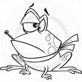Frog Clipart Throat Sore Flu Sick Drawing Illustration Cartoon Toonaday Line Clip Clipartpanda Royalty Clipartmag 20clipart Cliparts Panda Rf Terms sketch template