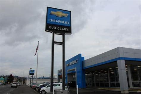 Bud Clary Chevrolet  Longview, Wa 98632 Car Dealership