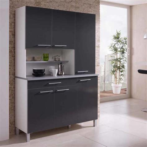 buffet bas de cuisine buffet de cuisine avec 6 portes et 1 tiroir largeur 120cm
