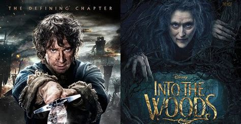 Box Office Prediction: 'The Hobbit 3' vs. 'Into the Woods'
