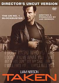 Taken Director's Uncut Version DVD (2008) || movieXclusive.com