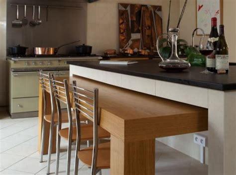 table gain de place cuisine 63 modèles originaux de table gain de place archzine fr